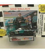 Racing Champions Nascar Stock Car Toy Mike Wallace #90 Duron 1995 Editio... - $3.51