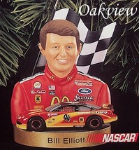 Hallmark 1999 Stock Car Champions #2 *NIB-DB* Bill Elliott McDonald's Or... - $4.95