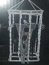 Halloween Talking Animated Caged Reaper Prop - €17,66 EUR