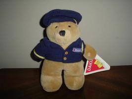 Dakin Wardair Pilot Bear Beige Plush 7.5 inches 80-0053 Outfit All Tags ... - $67.50