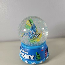 "Disney Pixar Finding Dory Musical Water Globe Snow Globe Size 5"" Tall - $34.64"