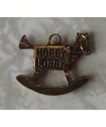 Hobby Lobby Rocking Horse Charm Vintage Premium 1950s - £24.85 GBP