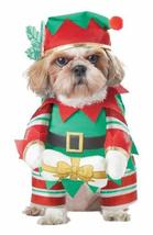 California Costume Collections Elf Pup Dog Costume, Large - $23.76