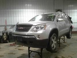 2011 Gmc Acadia Steering Wheel Black - $79.20