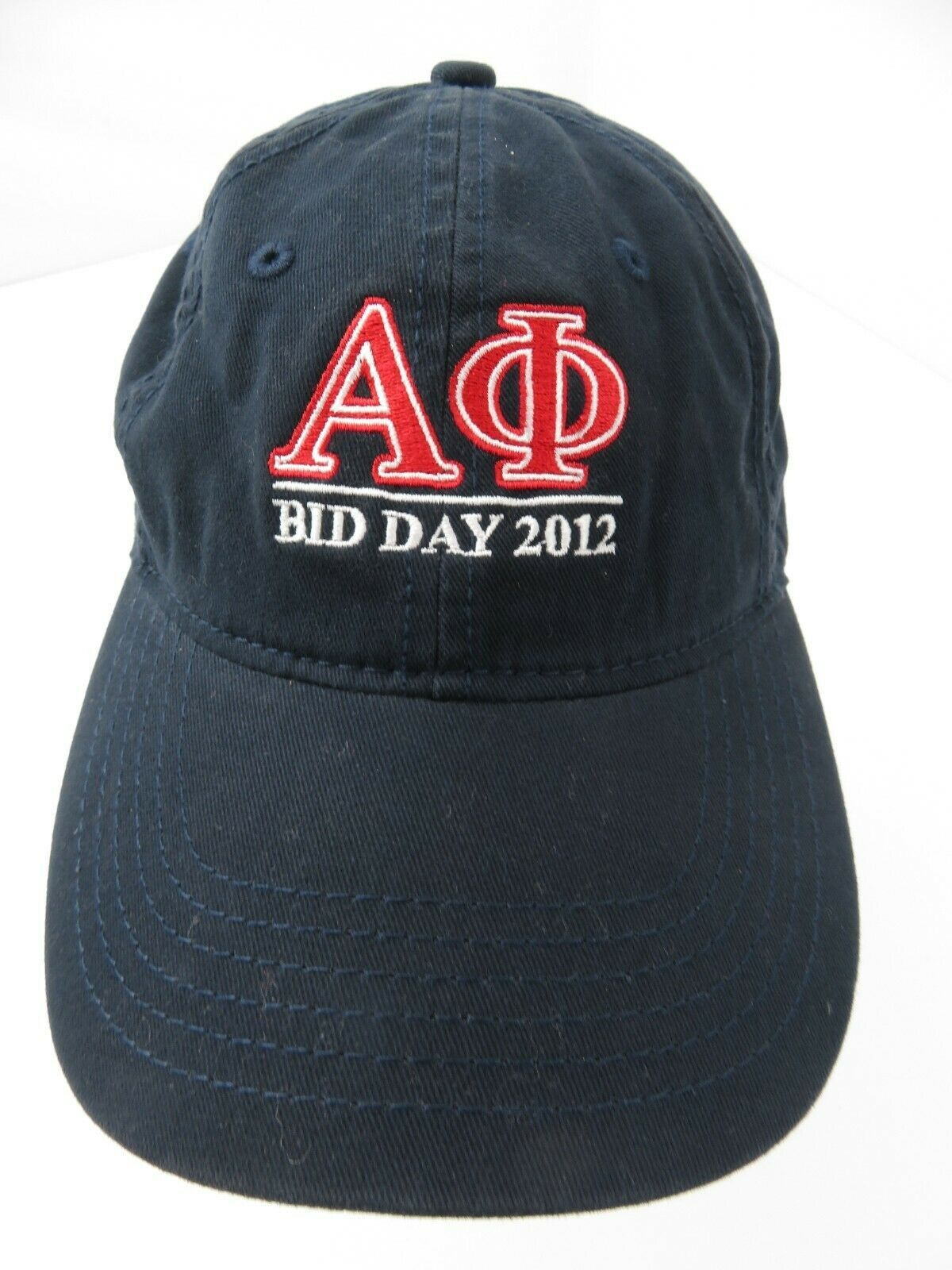 Primary image for Bid Day 2012 Adjustable Adult Cap Hat