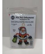 NMI Pin Pal Ornament Needlepoint Kit Christmas Santa Claus 5603 - $11.75