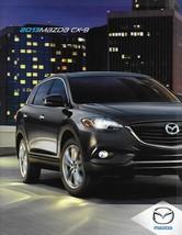 2013 Mazda CX-9 sales brochure catalog 13 US Sport Grand Touring - $8.00