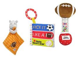 KP Kids Preferred Ultimate Baby Gift Set, Little Sport Star On The Go Plush... - $34.21
