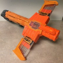 Nerf Doomlands Double Dealer Dart Gun With Two Ammo Clips & 20 Darts - $19.00