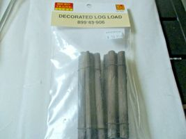 Micro-Trains # 89943906 Decorated Log Load 2 Pack HOn3 Scale image 3