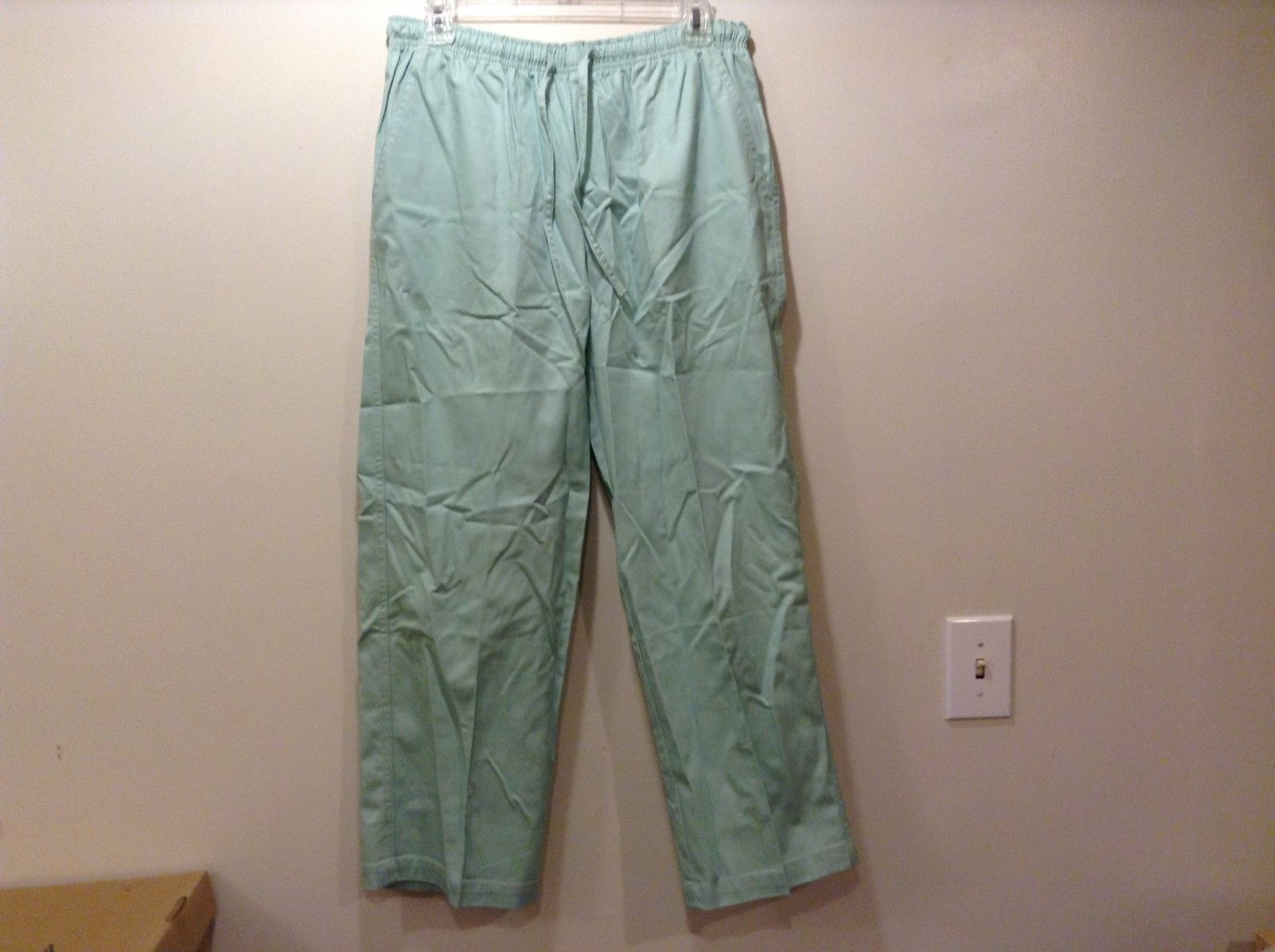 American Sweetheart Women's Light Green Casual/Comfort Pants Sz Mp