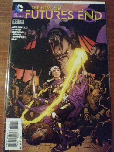 Futures End #39 May 2015