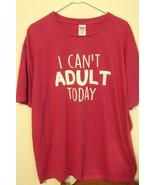 Unisex Gildan Softstyle New Dark Pink Short Sleeve T Shirt 2XL - $14.95