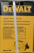 DeWalt DCL077B Compact Task Light TOOL ONLY 12V 20V Lithium Ion CORDLESS Pkg 1 image 5