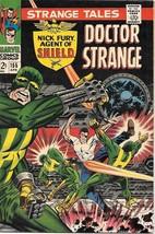 Strange Tales Comic Book #155 Marvel Comics 1967 FINE- - $18.30
