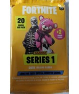 NEW 2019 PANINI FORTNITE SERIES 1 TRADING CARDS 638 CARDS (29 PACKS) VAL... - $10.39