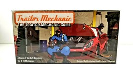 Traitor Mechanic The Traitor Mechanic Game Greater Than Games 2016 NEW S... - $9.99
