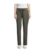 St. John's Bay Active Straight Fit Woven Pull-On Pants Size XXL Msrp $44.00 - $16.99