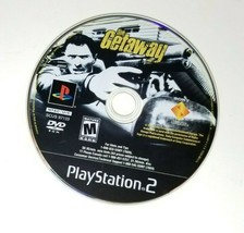 The Getaway - PlayStation 2 - PS2 - Disc Only - Tested - $4.94