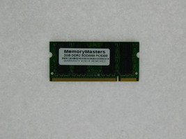 2GB MEMORY FOR APPLE MACBOOK PRO 2.2GHZ CORE 2 DUO 15.4 2.33GHZ
