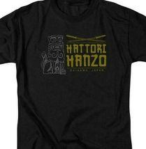 Kill Bill T-shirt Hattori Hanzo Okinawa Japan movie graphic tee MIRA111 image 3