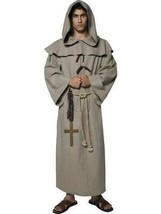 "TALES OF OLD ENGLAND FRIAR TUCK, FANCY DRESS, MEDIEVAL MONK, CHEST 38""-4... - £67.02 GBP"