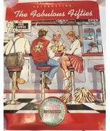 "Crlebrating The Fabulous Fifties Millenium Poster 22""x28"" - $46.75"