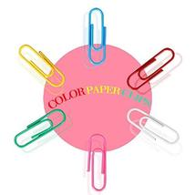 240 Pcs Assorted Colors Binder Clips, Paper Clips, Rubber Bands, Paper Clamps,Pa image 4