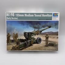 Trumpeter Model Kit M198 155mm Medium Towed Howitzer Early Version 02306... - $18.03