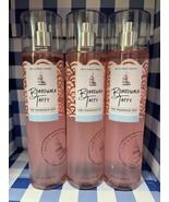 3x BOARDWALK TAFFY 8 oz Fine Fragrance Mist Spray BATH & and BODY WORKS - $29.69