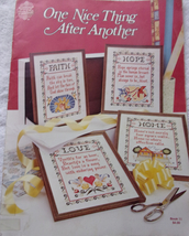 Designs By Gloria & Pat One Nice Thing After Another 17 Patterns 1980 - $5.99