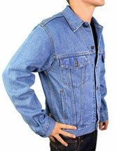 Levi's Men's Premium Classic Cotton Button Up Denim Jean Jacket 705070389 image 2