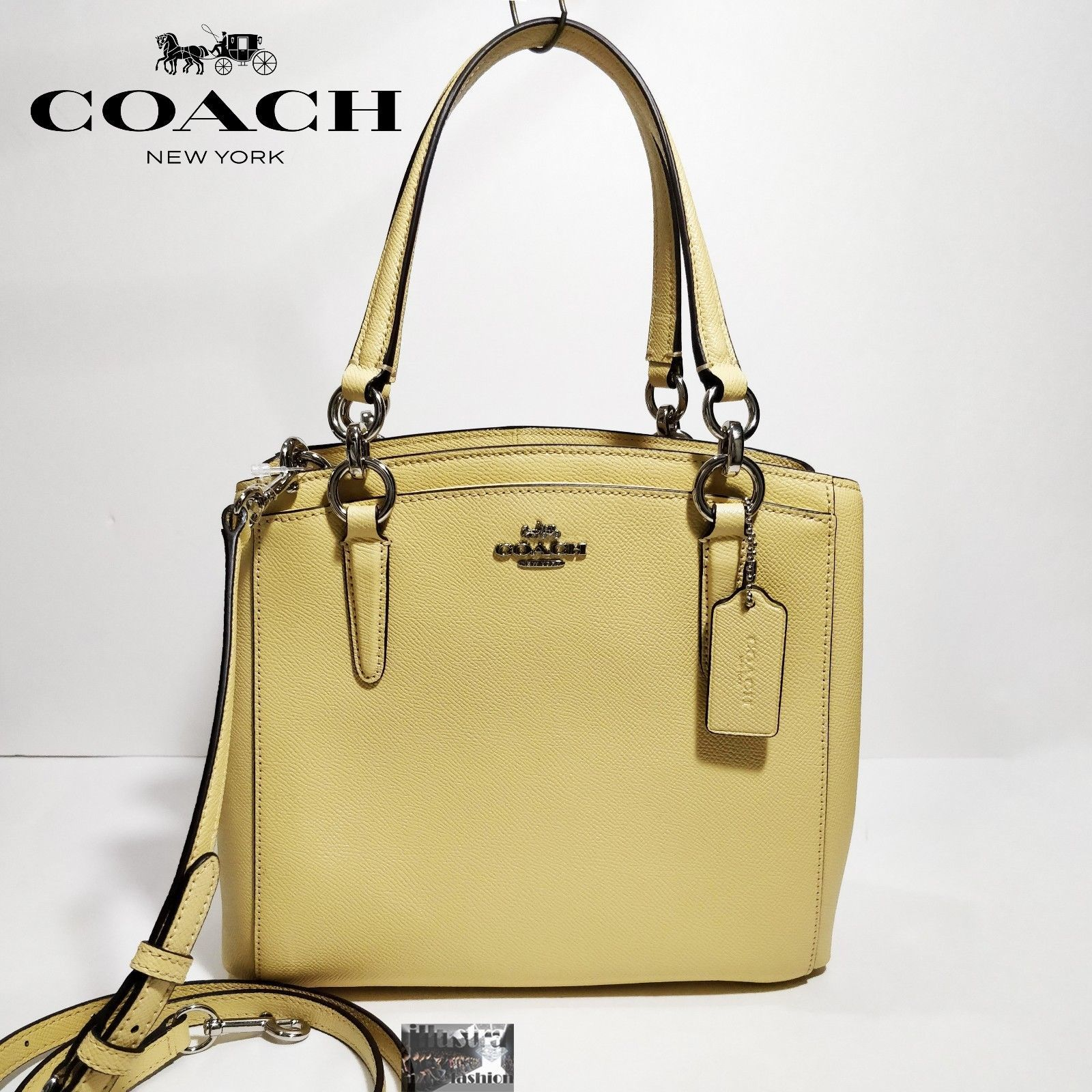 a5bc217f7bae ... coupon for coach crossgrain leather minetta handbag and 50 similar  items.