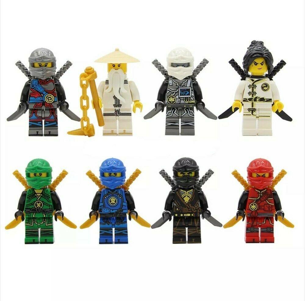 NEW LEGO NINJAGO MR.E MINIFIGURE SONS OF GARMADON THUG VILLIAN MR E