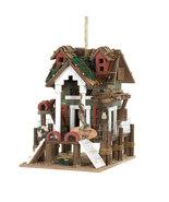 Fishing Pier Birdhouse - $20.69