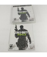 Call of Duty: Modern Warfare 3 MW3 (PlayStation 3) PS3 GAME COMPLETE + M... - $4.95