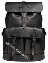 $700 NWT COACH Black ' Hudson ' Backpack F23202 - $315.00
