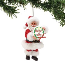 """Department 56 Possible Dreams Protect and Serve 6"""" Police Ornament - $19.99"""