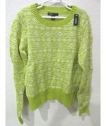 GAP KIDS Girls Fair Isle 2014 Crewneck Sweater XL (12) NWT - $36.99