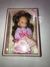 Precious Moments Doll ROSE Friendship Garden Rare HTF in Box Estate find - $18.69