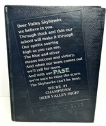 Deer Valley High School 1997 Soaring Yearbook Vol 17 Glendale Arizona Na... - $33.90