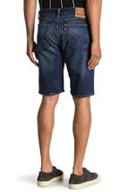 Levi's 505 Men's Classic Regular Fit Stretch Denim Stonewash Shorts 345050158 image 2