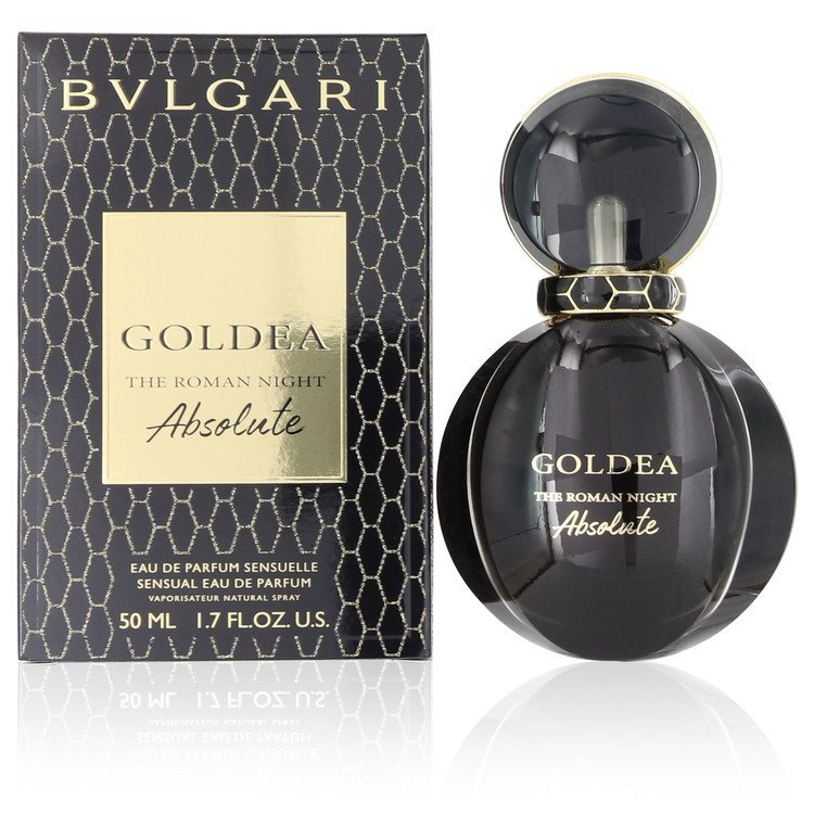 Bvlgari Goldea The Roman Night Absolute by Bvlgari Eau De Parfum Spray 1.7 oz  - $65.00