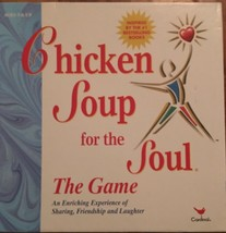 CHICKEN SOUP for the SOUL Board Game 1999 Vintage Spiritual Religious Friends - $10.88