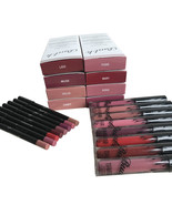 BUD K Matte Liquid Lipstick+Lips Pencil Kit 8 Sets/Lot Waterproof - $34.97