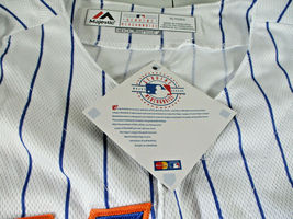 PETE ALONSO / NEW YORK METS / AUTOGRAPHED METS PRO STYLE BASEBALL JERSEY / COA image 5