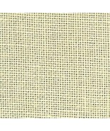 FABRIC CUT 32ct vintage tundra linen 9x27 for Winter ABC's Little House - $14.00
