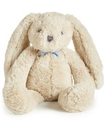 "Tan/Beige Brown Blue Bow Tie 8"" Plush Toy Baby First Impressions Macys - $49.49"