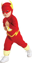 Super Hero The Flash , Toddler Costume , TODDLER 2-4 , Free Shipping - $644,16 MXN