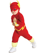 Super Hero The Flash , Toddler Costume , TODDLER 2-4 , Free Shipping - $32.00